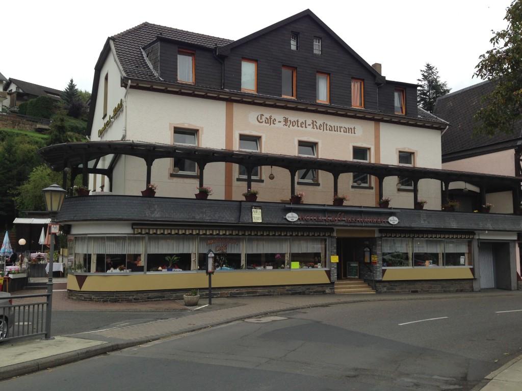 Hotel Zum Zwartzen Kreuz