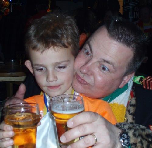 appelsap en bier ??